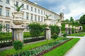 Mirabelle palace and gardens in Salzburg. Austria