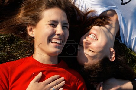 Photo for Laughing girls - Royalty Free Image