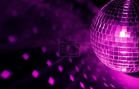Photo pour Boule disco - image libre de droit