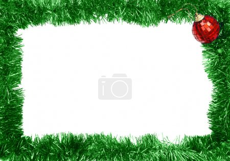 Photo for New year frame - Royalty Free Image