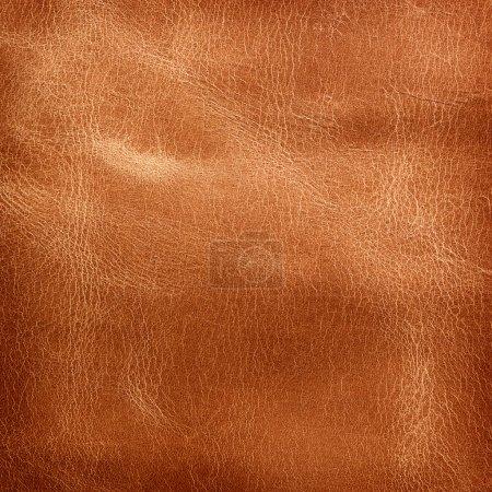 Photo pour Bouchent la vue de la texture de cuir. - image libre de droit