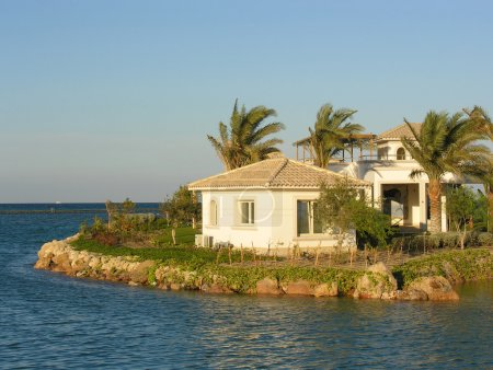 Villa. elguna. egypt.