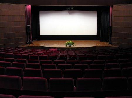 Interior cinema