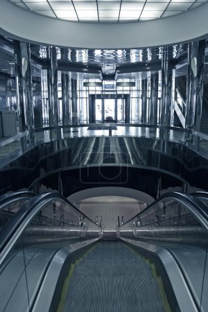 Escalator subway 2
