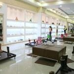 Shop interior...