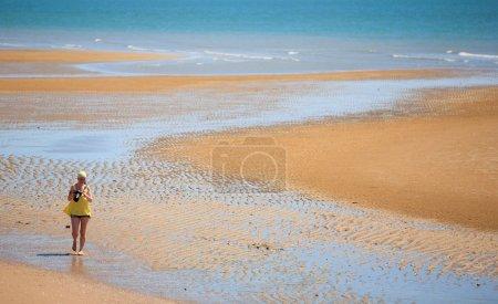 Golden send beach
