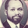 Samora Moises Machel (1933-1986) on 20 Meticais 20...