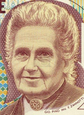 Maria Montessor