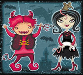 Halloween kids series 1