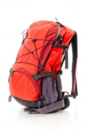 sac à dos rouge
