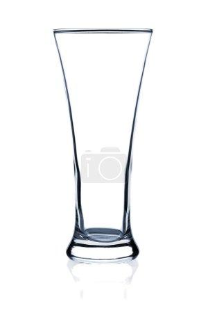 Photo pour Collection Cocktail Glass - Verre à bière. Isolé sur fond blanc - image libre de droit