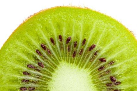 Macro food collection - Kiwi slice