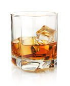 üveg whiskey