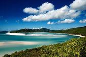 Whitehaven beach, Austrálie