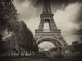 View of Paris, France