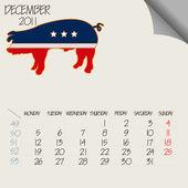 December 2011 animals