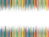 Colorful striped background abstract vector art illustration
