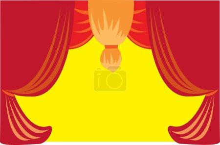 Design blinds curtain