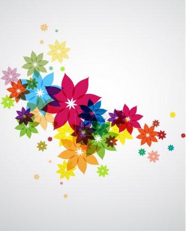 Foto de Fondo de colores hermosos - Imagen libre de derechos