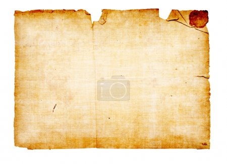 Photo pour Fond abstrait sous la forme d'un vieux papier sale - image libre de droit