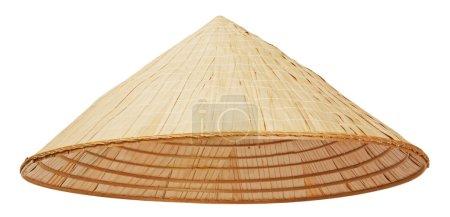 Asiática cónica sombrero