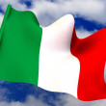 Flag. Italy. 3d...