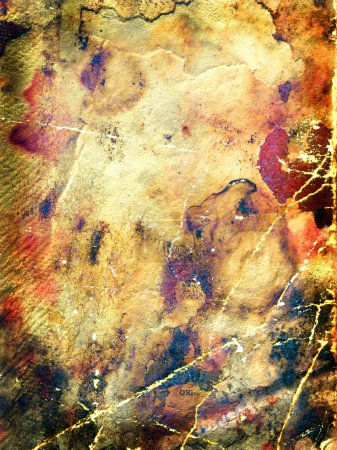 Photo for Vintage aged background old paper - Royalty Free Image