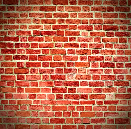 Photo for Closeup of brick wall - Royalty Free Image