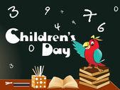 Background for children day