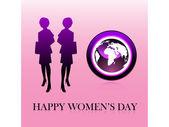 illustration for women's day celebration