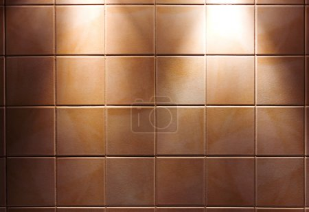Background from a yellow tile