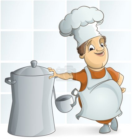 Chief cooker