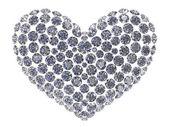 cœur de diamant