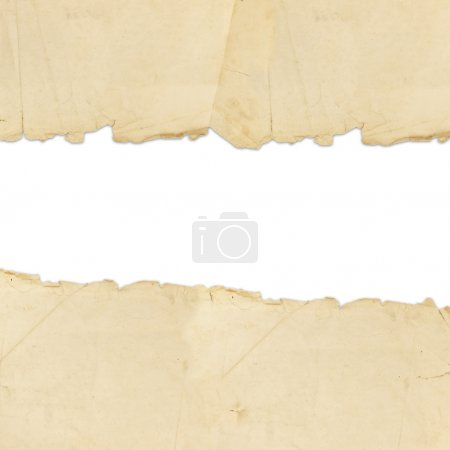 Photo for Vintage torn paper with copyspace for your text - Royalty Free Image