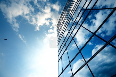 Photo for Modern building photo - Royalty Free Image