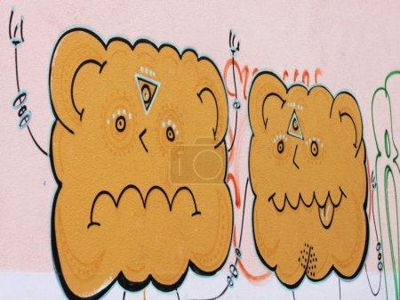 Graffito...
