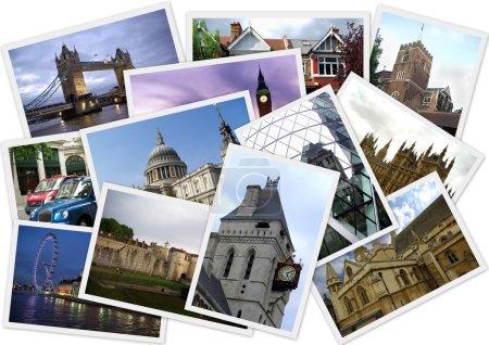 Famous places of London