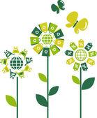 Eco flowers - 2