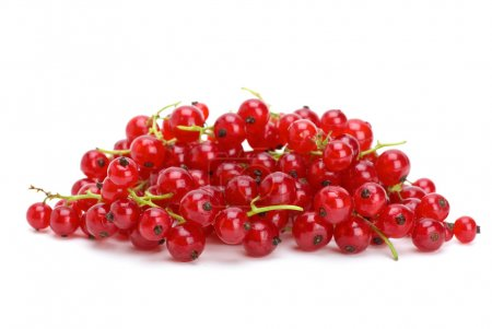 Pile of redcurrants