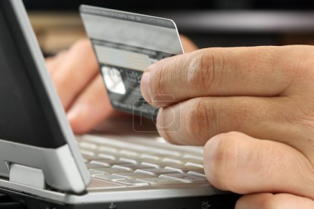 E-commerce online.