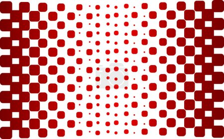 Photo pour Fond de points abstraits - image libre de droit