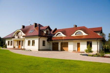 Single family big house