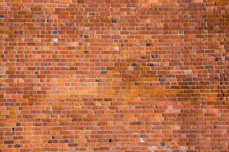 Photo pour Texture de mur de briques très ancienne utile pour le fond - image libre de droit