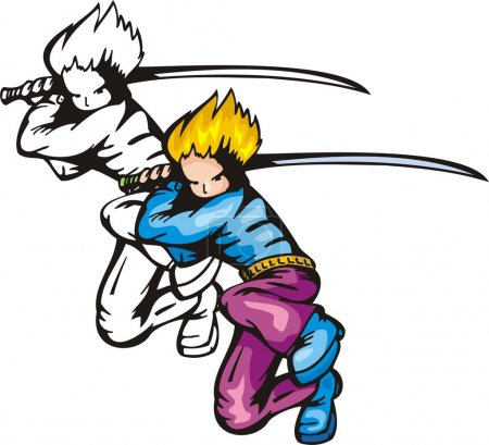 Anime fighters