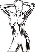 Steel girl
