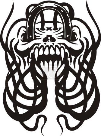 Cyber Skull.