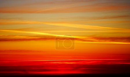 Sky After sunset - background