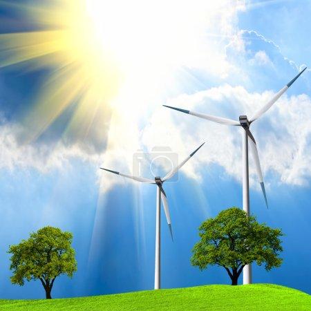 Foto de Ecología verde - Imagen libre de derechos
