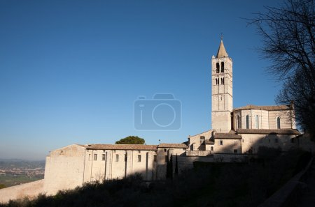 Saint Clare of Assisi churches