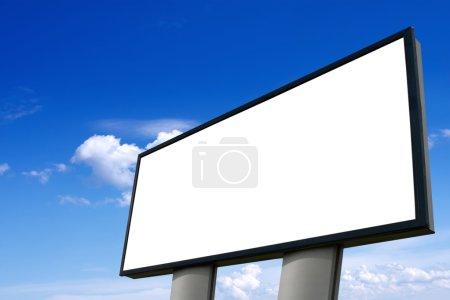 Foto de Cartelera al aire libre - Imagen libre de derechos